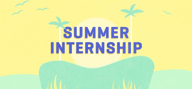 Paid Summer Internship