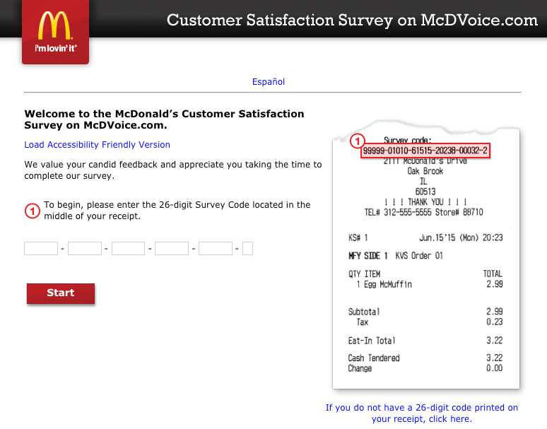 McDVOICE Survey